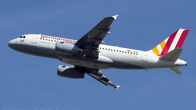 D-AGWX - Airbus A319-132 - Germanwings