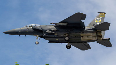 8308 - Boeing F-15SG Strike Eagle - Singapore - Air Force
