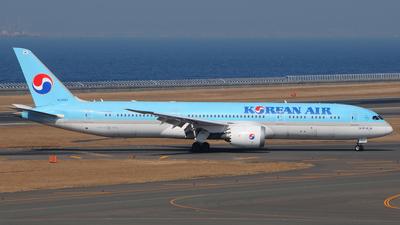 HL8081 - Boeing 787-9 Dreamliner - Korean Air