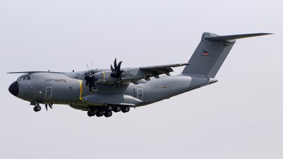 54-17 - Airbus A400M - Germany - Air Force