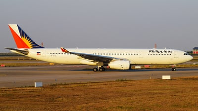 RP-C8766 - Airbus A330-343 - Philippine Airlines