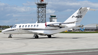 F-HCIC - Cessna 525B CitationJet 3 - Air Ailes