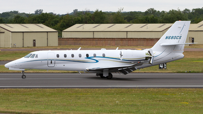 N680CS - Cessna 680 Citation Sovereign - Cessna Aircraft Company