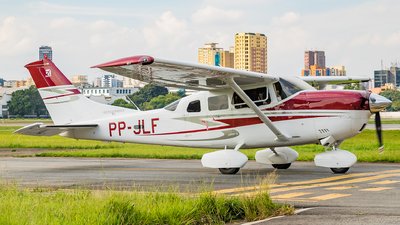 A picture of PPJLF - Cessna T206H Turbo Stationair - [T20608766] - © Radioactivity