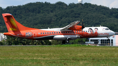 A picture of 9MFYJ - ATR 72500 - Firefly - © Vicknesh PS
