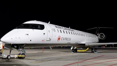 C-GCJZ - Bombardier CRJ-900LR - Air Canada Express (Jazz Aviation)