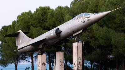 7205 - Lockheed F-104G Starfighter - Greece - Air Force