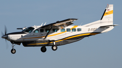 D-FIDT - Cessna 208B Grand Caravan - Private