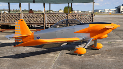 N23GJ - Vans RV-4 - Private