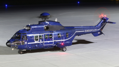 D-HEGI - Aérospatiale AS 332L1 Super Puma - Germany - Bundespolizei