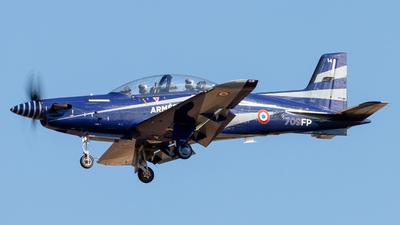 14 - Pilatus PC-21 - France - Air Force