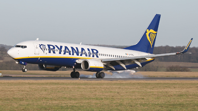 EI-DWL - Boeing 737-8AS - Ryanair