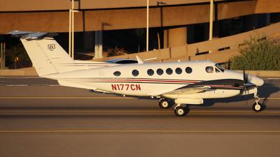 N177CN - Beechcraft 200 Super King Air - Private