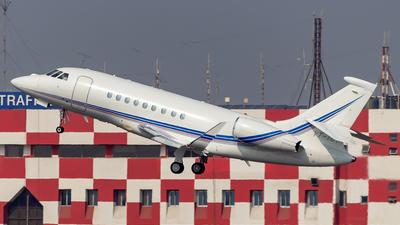 VT-TDT - Dassault Falcon 2000EX - Private