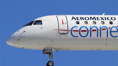 XA-AEH - Embraer 190-100IGW - Aeroméxico Connect