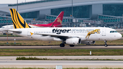 9V-TAZ - Airbus A320-232 - Tiger Airways
