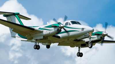 PNC-0206 - Beechcraft B200 Super King Air - Colombia - Police