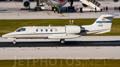 84-0112 - Gates Learjet C-21A - United States - US Air Force (USAF)