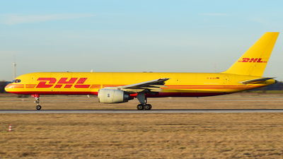 D-ALEA - Boeing 757-236(SF) - DHL (European Air Transport)