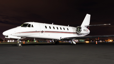 N342QS - Cessna 680 Citation Sovereign - NetJets Aviation