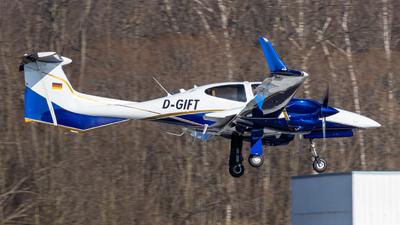 D-GIFT - Diamond DA-42 NG Twin Star - Private