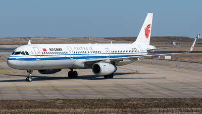 B-1879 - Airbus A321-232 - Air China