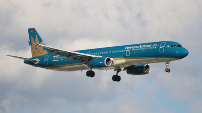 VN-A356 - Airbus A321-231 - Vietnam Airlines