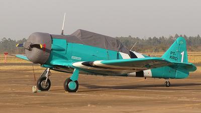 PT-KRC - North American AT-6D Harvard III - Esquadrilha BR