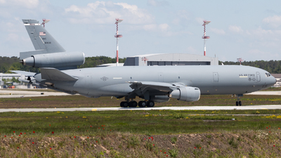 86-0030 - McDonnell Douglas KC-10A Extender - United States - US Air Force (USAF)