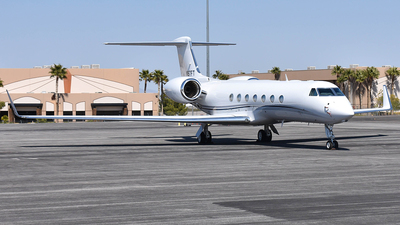N97FT - Gulfstream G550 - Private