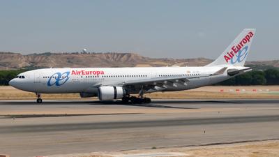 A picture of ECJQQ - Airbus A330202 - [0749] - © Pablo Gonzalez de Leon