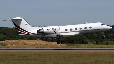 N477QS - Gulfstream G-IV(SP) - Private