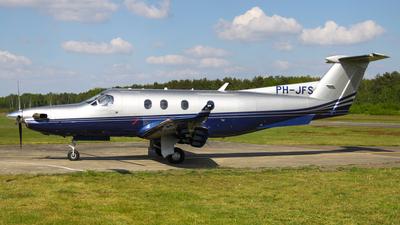 PH-JFS - Pilatus PC-12/45 - Private