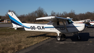 OO-CLK - Reims-Cessna F152 - Private