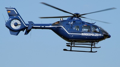 D-HVBX - Eurocopter EC 135T2 - Germany - Bundespolizei