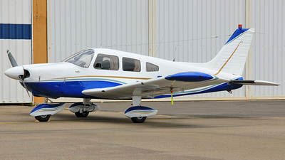 PT-DYV - Piper PA-28-180 Cherokee G - Private