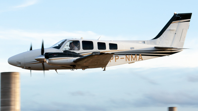 PP-NMA - Beechcraft G58 Baron - Private