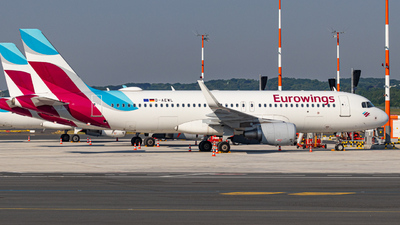 A picture of DAEWL - Airbus A320214 - Eurowings - © Mario Trusch