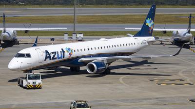 A picture of PRAUO - Embraer E195AR - Azul Linhas Aereas - © gabriel_aqa