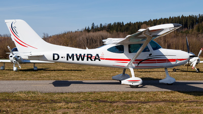 D-MWRA - TL Ultralight TL-3000 Sirius - Private