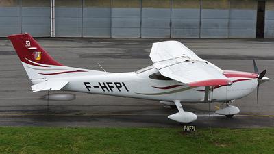 F-HFPI - Cessna 182T Skylane - Aero Club - Hispano-Suiza