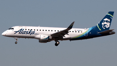N189SY - Embraer 170-200LR - Alaska Airlines (Skywest Airlines)