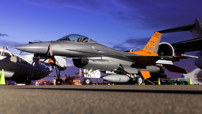 85-1434 - General Dynamics QF-16C Fighting Falcon - United States - US Air Force (USAF)