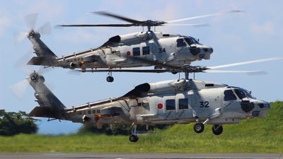 21-8432 - Mitsubishi SH-60K - Japan - Maritime Self Defence Force (JMSDF)