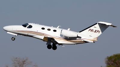 A picture of PRXPI - Cessna 510 Citation Mustang - [5100278] - © Nathan Tallette