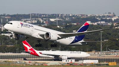 CC-BBI - Boeing 787-8 Dreamliner - LATAM Airlines