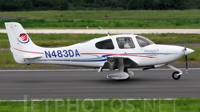 N483DA - Cirrus SR20 - Aerosim Flight Academy
