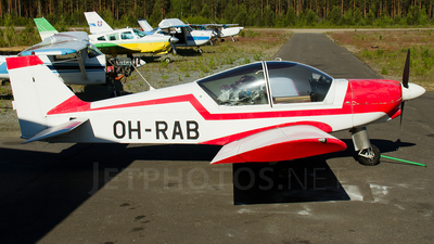 OH-RAB - Robin HR200/120B - Private
