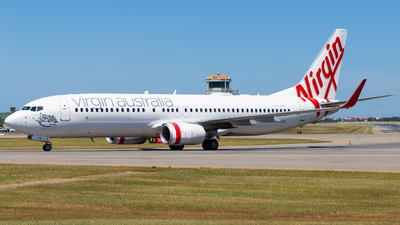 A picture of VHYIM - Boeing 7378FE - Virgin Australia - © Eric Esots
