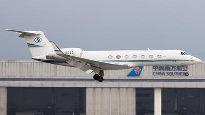 B-8373 - Gulfstream G550 - Private